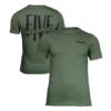 Kép 1/3 - 5.11 Tactical ® - T-SHIRT EMEA INSIGNIA (Olive Green)