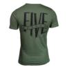Kép 2/3 - 5.11 Tactical ® - T-SHIRT EMEA INSIGNIA (Olive Green)
