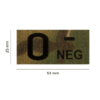 Kép 2/4 - Clawgear® 0 Neg IR Patch Multicam