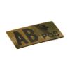 Kép 2/4 - Clawgear® AB Pos IR Patch Multicam