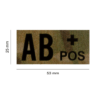 Kép 3/4 - Clawgear® AB Pos IR Patch Multicam