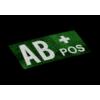 Kép 4/4 - Clawgear® AB Pos IR Patch Multicam