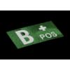 Kép 4/4 - Clawgear® B Pos IR Patch Multicam