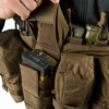 Kép 2/4 - Helikon-Tex® GUARDIAN CHEST RIG® - Adaptive Green