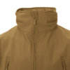 Kép 4/12 - Helikon-Tex® - GUNFIGHTER Jacket - Shark Skin Windblocker (Flecktarn)