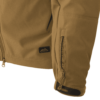 Kép 7/12 - Helikon-Tex® - GUNFIGHTER Jacket - Shark Skin Windblocker (Taiga Green)