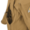Kép 9/12 - Helikon-Tex® - GUNFIGHTER Jacket - Shark Skin Windblocker (Coyote)