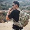 Kép 3/4 - Source™ Assault 20L Hydration Cargo Pack (Coyote)