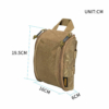 Kép 2/8 - Spanker® EP107 Medic Pouch (Coyote Brown)