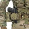 Kép 6/7 - Warrior Assault Systems® -  Universal Pistol Holster (Black)