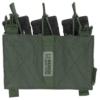 Kép 2/3 - Warrior Assault Systems® -   Recon Triple Open Mag Pouch (Black)