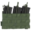 Kép 1/3 - Warrior Assault Systems® -   Recon Triple Open Mag Pouch (Olive Green)