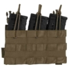 Kép 1/3 - Warrior Assault Systems® -   Recon Triple Open Mag Pouch (Coyote)