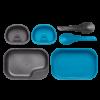 Kép 1/7 - Wildo® CAMP-A-BOX DUO® Light - Light Blue / Dark Grey A