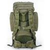 Kép 2/2 - Yakeda® A88018 65L Hátizsák (Army Green)