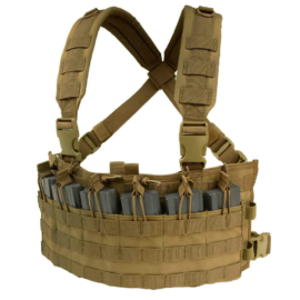 Condor® - Rapid Assault Chest Rig (Coyote Brown)