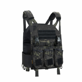 Spanker® EV117-MC Plate Carrier  (MultiCam® Black™)