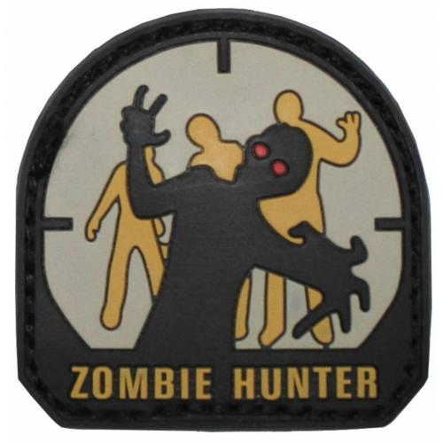 "MFH® 3D PVC ""Zombie Hunter"" felvarró"
