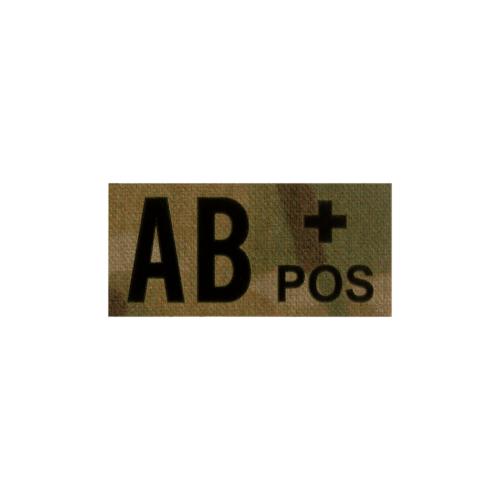 Clawgear® AB Pos IR Patch Multicam