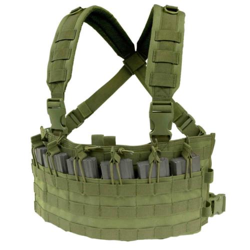 Condor® - Rapid Assault Chest Rig (OD Green)