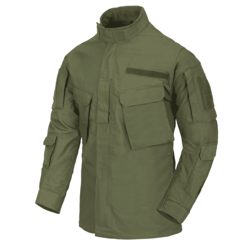 Helikon-Tex® - CPU® Shirt - PolyCotton Ripstop (Olive Green)