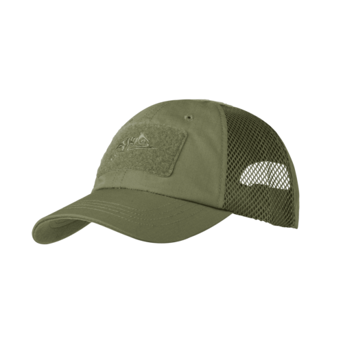 Helikon-Tex® - BBC VENT Cap - PolyCotton Ripstop  (Olive Green)