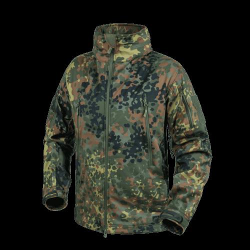 Helikon-Tex® - GUNFIGHTER Jacket - Shark Skin Windblocker (Flecktarn)