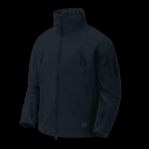 Helikon-Tex® - GUNFIGHTER Jacket - Shark Skin Windblocker (Navy Blue)