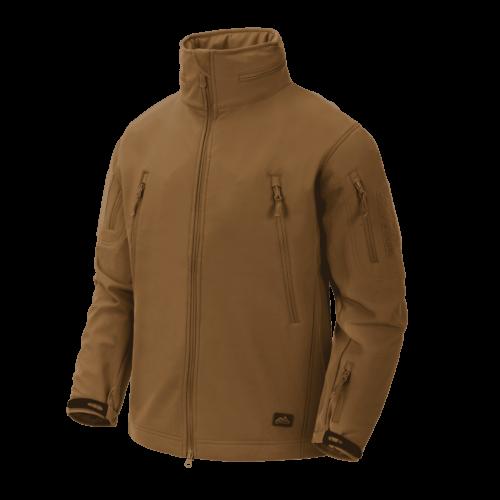 Helikon-Tex® - GUNFIGHTER Jacket - Shark Skin Windblocker (Mud Brown)