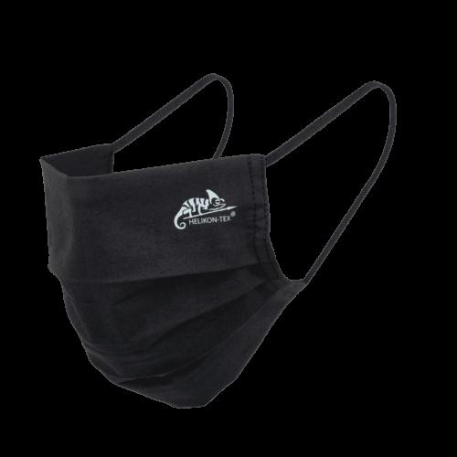 Helikon-Tex® -Reusable Face Mask - Filter Pocket (Black)