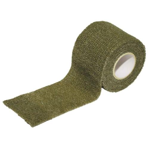 MFH® öntapadós álcaszalag 5 cm x 4,5 m (OD Green)