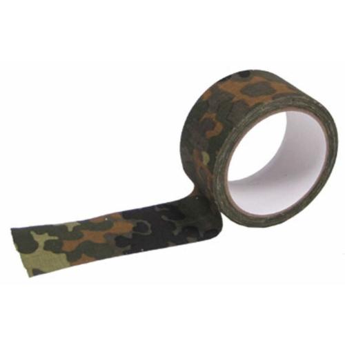 MFH® álcázó ragasztószalag 5 cm x 10 m (BW Camo)