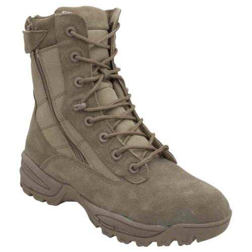 Mil-Tec® - Tactical Boot 2-ZIP (Coyote)