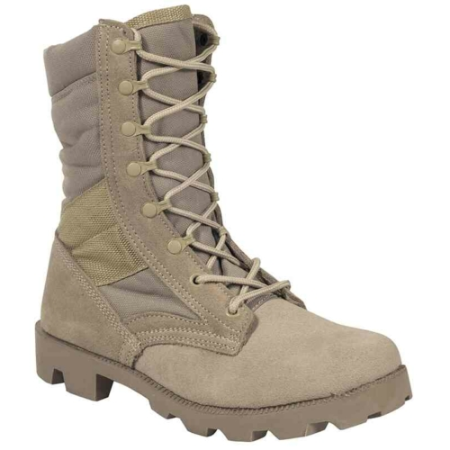 Mil-Tec® - Desert Boots CORDURA® (Khaki)