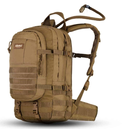 Source™ Assault 20L Hydration Cargo Pack (Coyote)