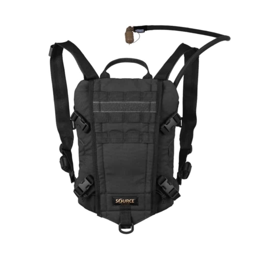 Source™ Rider 3L Low Profile Hydration Pack (Black)
