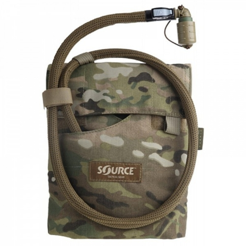 Source™ Kangaroo 1L Collapsible Canteen with Pouch (MultiCam®)