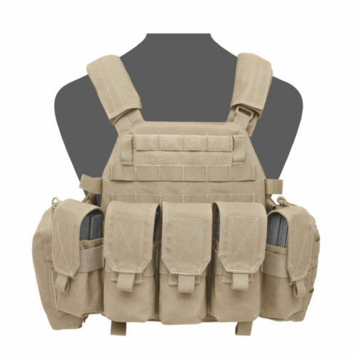 Warrior Assault Systems® -  DCS M4 5,56 CONFIG (Coyote Brown)
