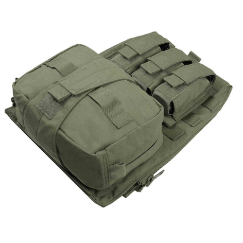 Warrior Assault Systems® -  Assaulters' Back  Panel (Olive Green)
