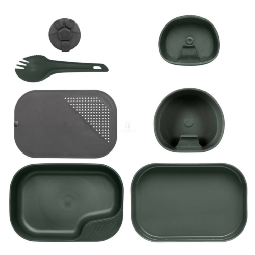 Wildo® Camp-A-Box® (Olive Green)
