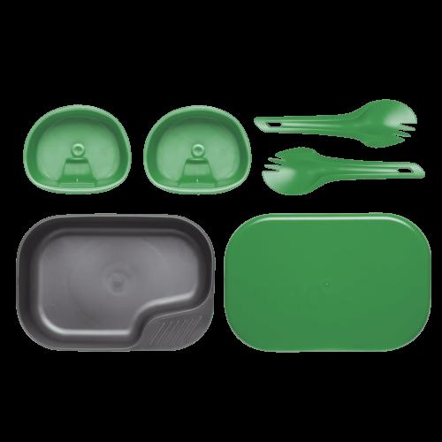 Wildo® CAMP-A-BOX DUO® Light Green - Sugarcane