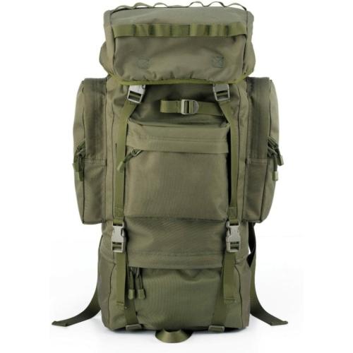 Yakeda® A88018 65L Hátizsák (Ranger Green)